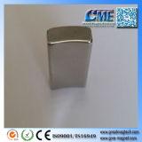 De Experimenten van de Magneet van het Neodymium van de Magneet van het Borium van het Ijzer van het Neodymium van de magneet