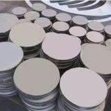 La qualité 304 de la Chine a laminé à froid le cercle d'acier inoxydable