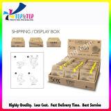 Impressão profissional Custom Design Paper Makeup Display Stand