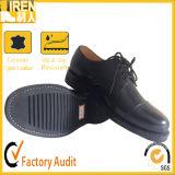 2017 ботинок офиса новой обуви безопасности армии неподдельной кожи черноты способа воинских