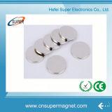 Постоянный спеченный N48 магнит диска неодимия