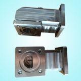 Le corps de la pompe, pièces de pompe, adaptent des pièces aux besoins du client