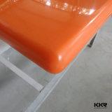 Tabella pranzante di superficie solida di Corian della pietra domestica della mobilia