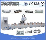 Parker Aluminium Window Aluminium Profile 3 Axis CNC Processing Machine