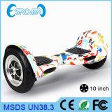 """motorino d'Equilibratura della bici elettrica delle 10 """" due rotelle"""