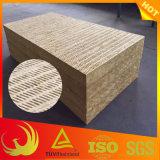 Panel de fibras de las lanas minerales del aislante termal