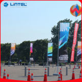 Billig und Highquality Flying Flag Pole für Events (LT-14)
