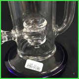 Hb-K35 Wholesale Mixed Color 12inch Dubal Barrel Percolator Glass Water Pipe Smoking Pipe