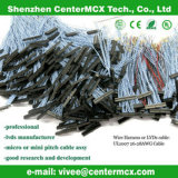 Draht-Verdrahtungs-/Molex Verbinder-/Jst Verbinder-Kabel mit Toroidal Form-Ferrit-Kern