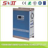 солнечная электрическая система 4kw гибридного инвертора с солнечным регулятором обязанности