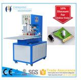 Marca de fábrica de Chenghao, máquina neumática de la soldadura y de la fusión de la ampolla del PVC de la placa giratoria de la estación de trabajo 5kw dos con el Ce aprobado de China
