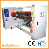 Dubbele Shafts Rewinding Machine met High Speed voor Adhesive Tape en Paper