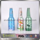 Логос напечатал подгонянную алюминиевую бутылку пива
