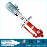 Pompa di fango sommergibile verticale ad alta pressione dei residui di Zjl piccola