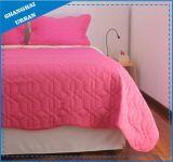 De roze Stevige Reeks van het Dekbed van de Polyester van de Kleur