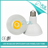 PFEILER 8W PAR20 LED Scheinwerfer mit Unterseite E27