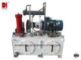 Estación de la pompa hydráulica/unidad de energía para el puente de drenaje rotatorio