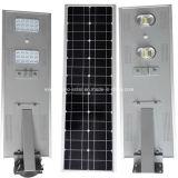 Luz ao ar livre solar Integrated da luz de rua da potência solar em discontar