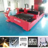 tagliatrice del laser di CNC 1000W con qualità certa per Mechinery per il taglio di metalli
