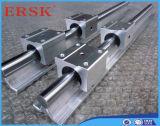 Trilho de deslizamento linear de alumínio (SBR10-SBR50 TBR16-TBR30)