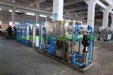 Sistema Purified do RO do tratamento da água da água bebendo