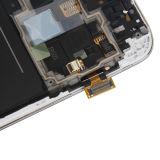 SamsungギャラクシーS4 I9505のための元の新しい白LCDの表示のタッチ画面