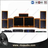 F Reeks 7.2 Theater van de Spreker Huis van het Van verschillende media van de Rand het Stereo