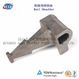 Bom Price Casting Iron Shoulder para Railroad Fastening System