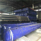 API 5L GR. Tubulação de aço de B LSAW para o óleo e o gás