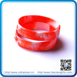 Bestes Selling Products Print Silicone Bands für Decoration (HN-SB-0010)
