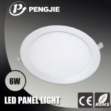 6W White LED Light Panel voor Woonkamer LED Light