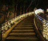 Lichten van het Motief van Kerstmis Ijskegels van de HOOFD van de Partij de Decoratieve