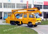 camion de levage monté sur véhicule de travail aérien de 12m