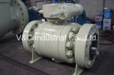 Epoxy Resin Painting를 가진 API Trunnion Flange Ball Valve