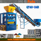 Machine automatique creuse de bloc concret