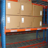 Qualität Storage Rack System mit Capacity Labels