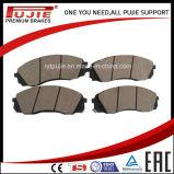 Almofadas de freio Maufacturer do carro da fibra do carbono da qualidade superior para Nissan