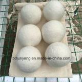 Eco-Friendly шарики сушильщика войлока/шарик сушильщика прачечного