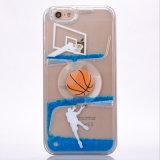 Neuer Form-Fußball-Basketball Fengshui Kompass-Telefon-Kasten für iPhone 6/Samsung S7 Fall (XSDD-061)