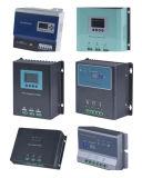 Eficacia alta 100A con el LED para el regulador solar de la carga de la energía solar
