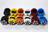赤2の車輪の電気自己のバランスをとるスケートボードのスクーター
