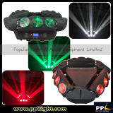 Trois lignes 9X10W LED Moving Head Spider Beam Light