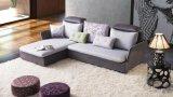 Sofá Home moderno popular da tela da sala de visitas da mobília ajustado (HC1205C)