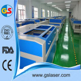 Fabrik-Zubehör-Laser-Gravierfräsmaschine (GS1280) mit hoher Ausschnitt-Geschwindigkeit