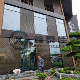 Feito na parede exterior de China para o painel de parede decorativo de primeira qualidade do metal