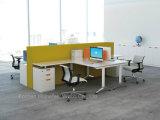 Mobília de escritório modular da divisória da estação de trabalho da divisória nova do escritório de projeto (HF-HL10)