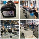 Het Chinese Hijstoestel van de Keten van het Merk 3t Elektrische met de Certificatie van Ce (ECH 03-02S)