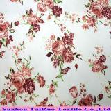 CurtainおよびBed Sheetのための印刷されたPeach Skin Fabric