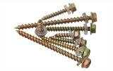 Kohlenstoffstahl-Hex Unterlegscheibe-Kopf-(mit Distanzstück) Selbstbohrende Schraube