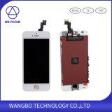 Schermo di tocco dell'affissione a cristalli liquidi del convertitore analogico/digitale del rimontaggio per il iPhone 5s, parti del telefono mobile per il iPhone 5s